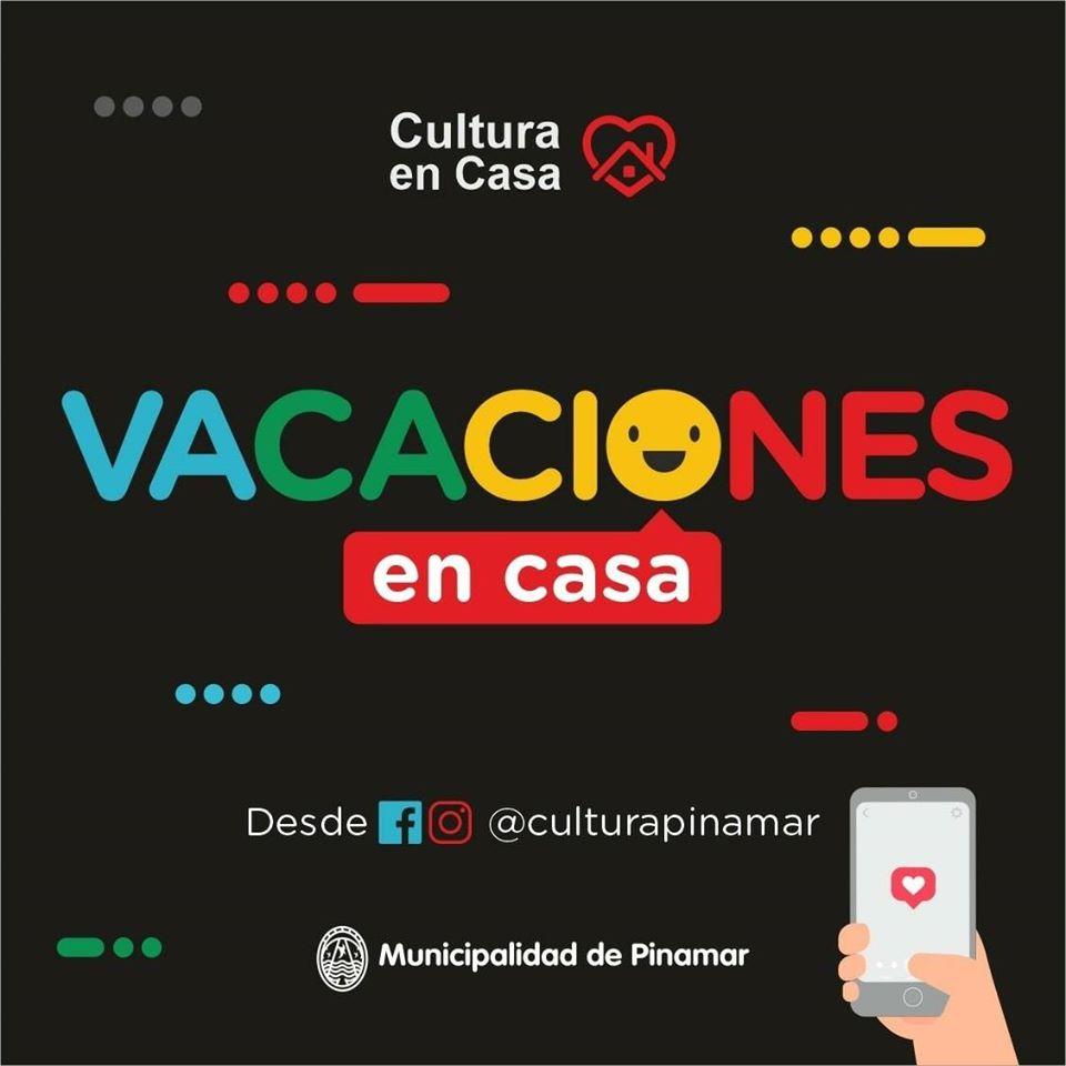 VACACIONES EN CASA