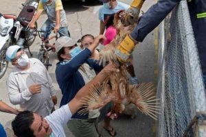 Centroamérica trata de mitigar el hambre ante el confinamiento por la covid-19