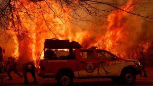 Córdoba: declaran emergencia agropecuaria por los incendios