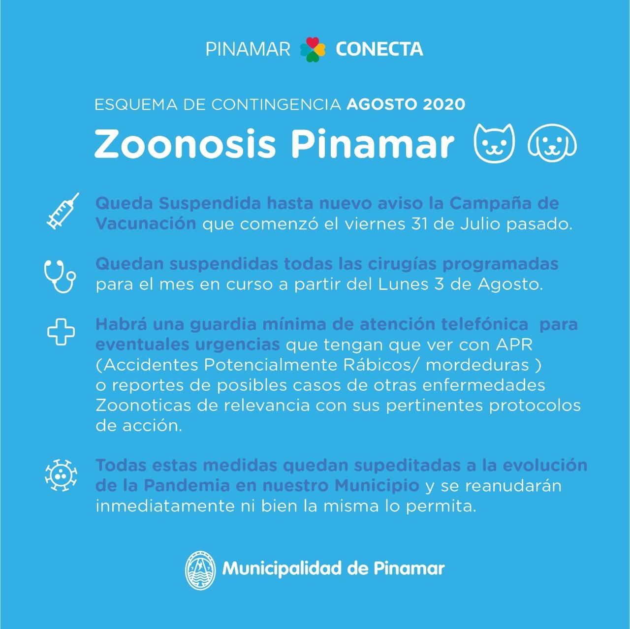 Zoonosis Pinamar