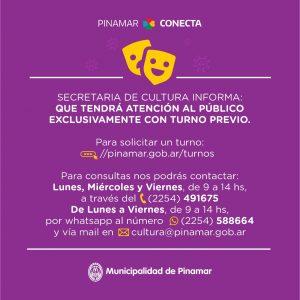 INFORMACIÓN SECRETARÍA DE CULTURA