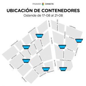 CONTENEDORES Y LIMPIEZA INTEGRADA EN PINAMAR
