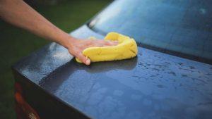 ¿Cómo cuido la pintura de mi auto en cuarentena?