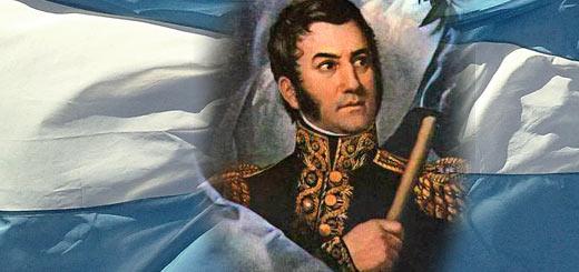 Se conmemora un nuevo aniversario del fallecimiento del general José de San Martín