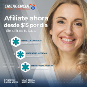 Emergencia Pinamar- Villa Gesell