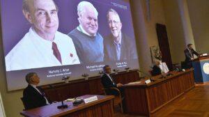 Nobel de medicina para los descubridores del virus de la hepatitis C