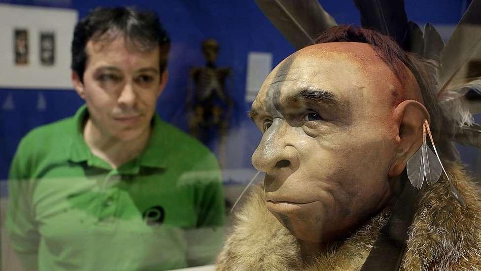 En este momento estás viendo Coronavirus: el gen «prácticamente idéntico» que comparten pacientes graves de covid-19 y neandertales