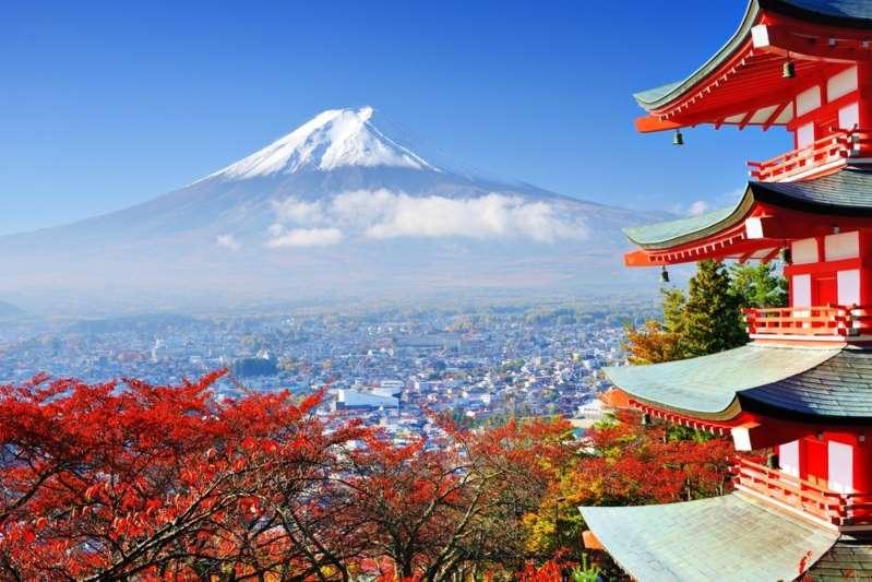 La cima del monte Fuji, Gion, Osaka… cómo recorrer Japón sin salir de casa