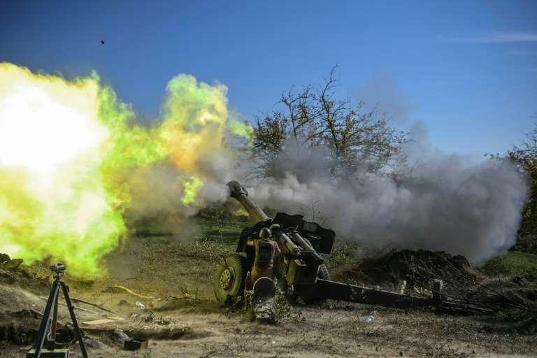 En este momento estás viendo Armenia y Azerbaiyán acuerdan nuevo alto el fuego desde el lunes, dice EEUU