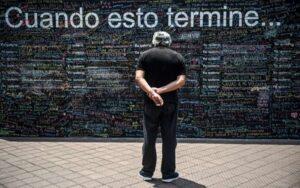 Lee más sobre el artículo El «Muro de la Esperanza»: lo que anhelan los peruanos cuando termine la pandemia