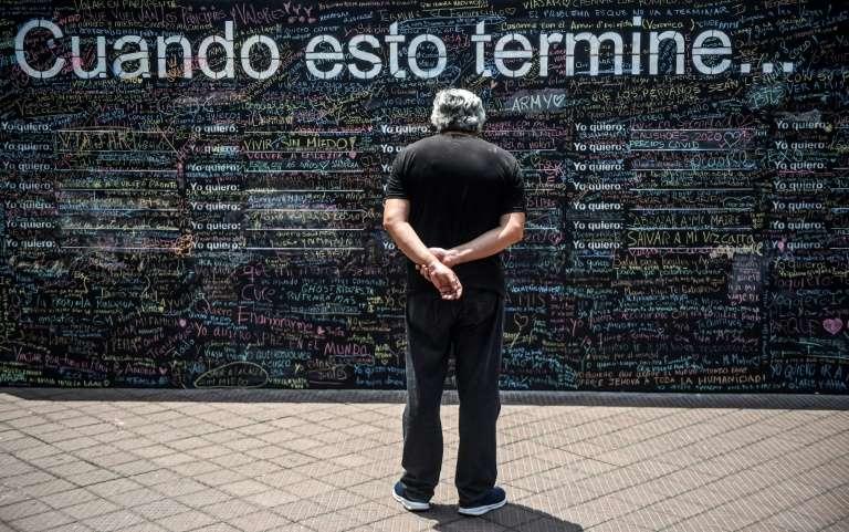 El «Muro de la Esperanza»: lo que anhelan los peruanos cuando termine la pandemia