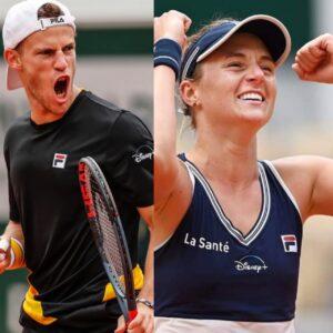 Lee más sobre el artículo Imparables : Nadia y Diego semifinalistas en Roland Garros