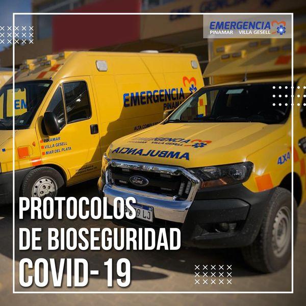 En este momento estás viendo Protocolos de bioseguridad
