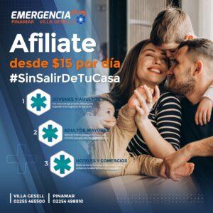 ATENCION MEDICA DOMICILIARIA A SOLO $15 POR DIA