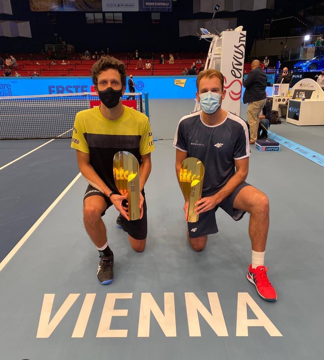 Andrey Rublev campeon en Vienna