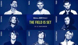 Diego Schwartzman es el octavo clasificado para el Nitto ATP Finals
