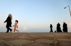 En Gaza, caminar para liberarse del «doble confinamiento»