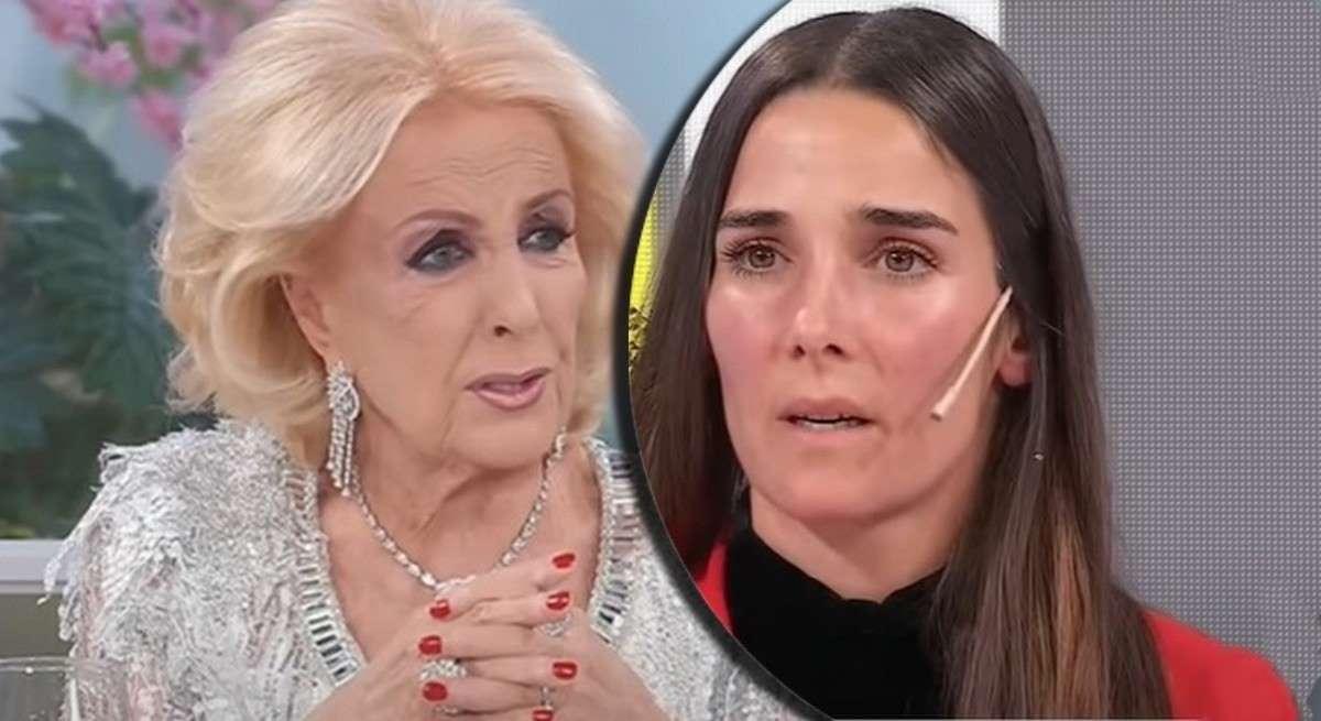 En este momento estás viendo Juana Viale anunció cómo y cuándo será la vuelta de Mirtha Legrand a la TV