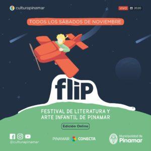 FLIP festival de literatura infantil