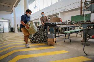 Lee más sobre el artículo Discapacidad: sillas de traslado en playa para Pinamar