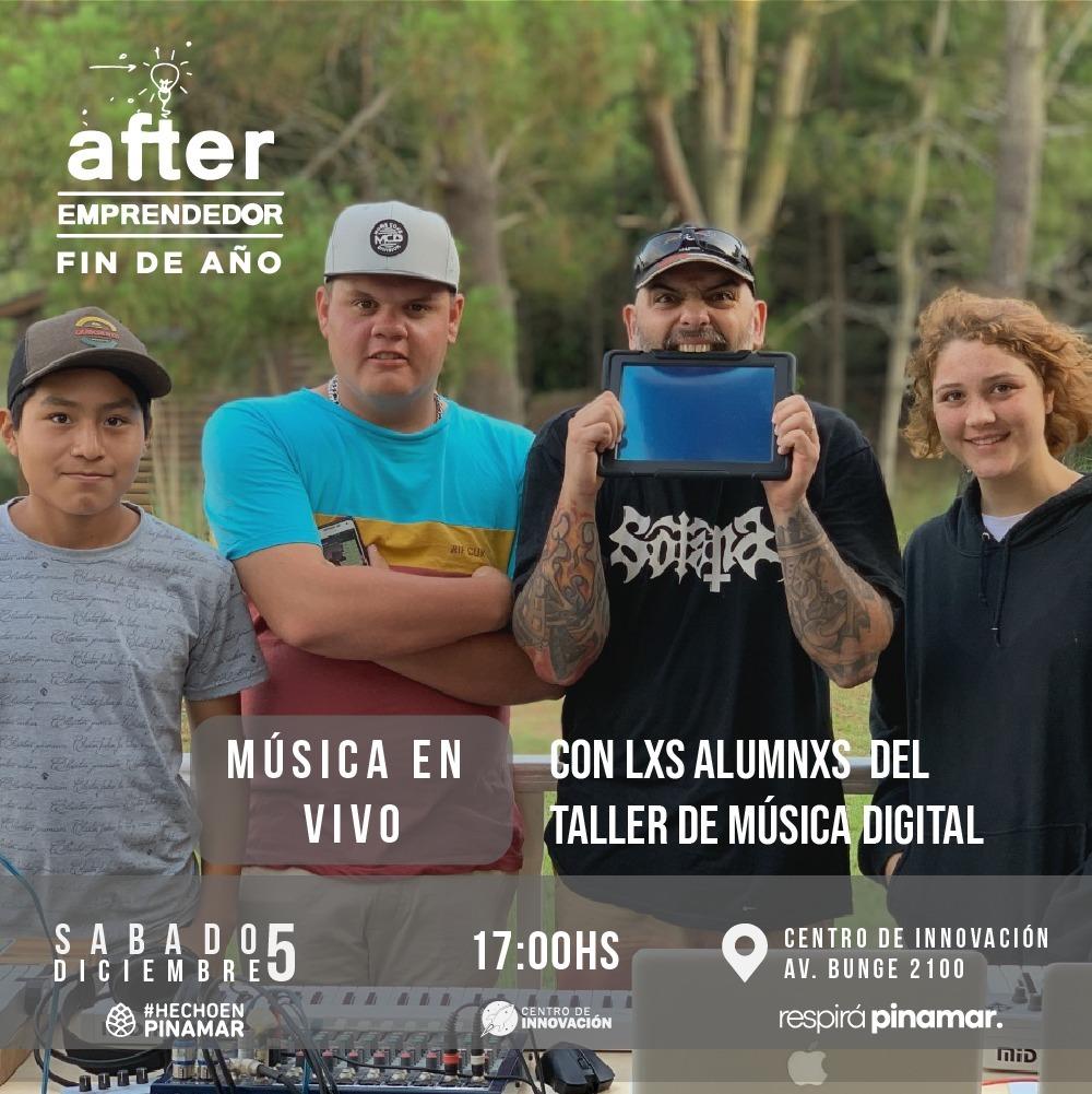 AFTER EMPRENDEDOR DE FIN DE AÑO