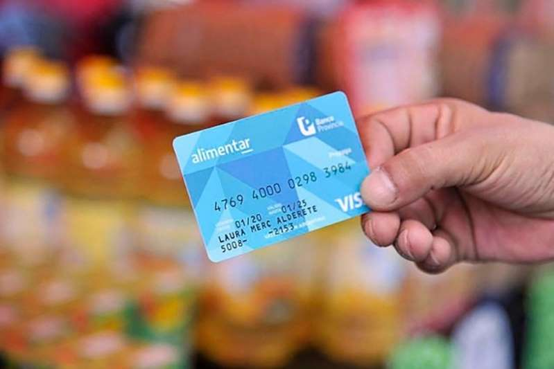 Cómo serán las subas en la Tarjeta Alimentar