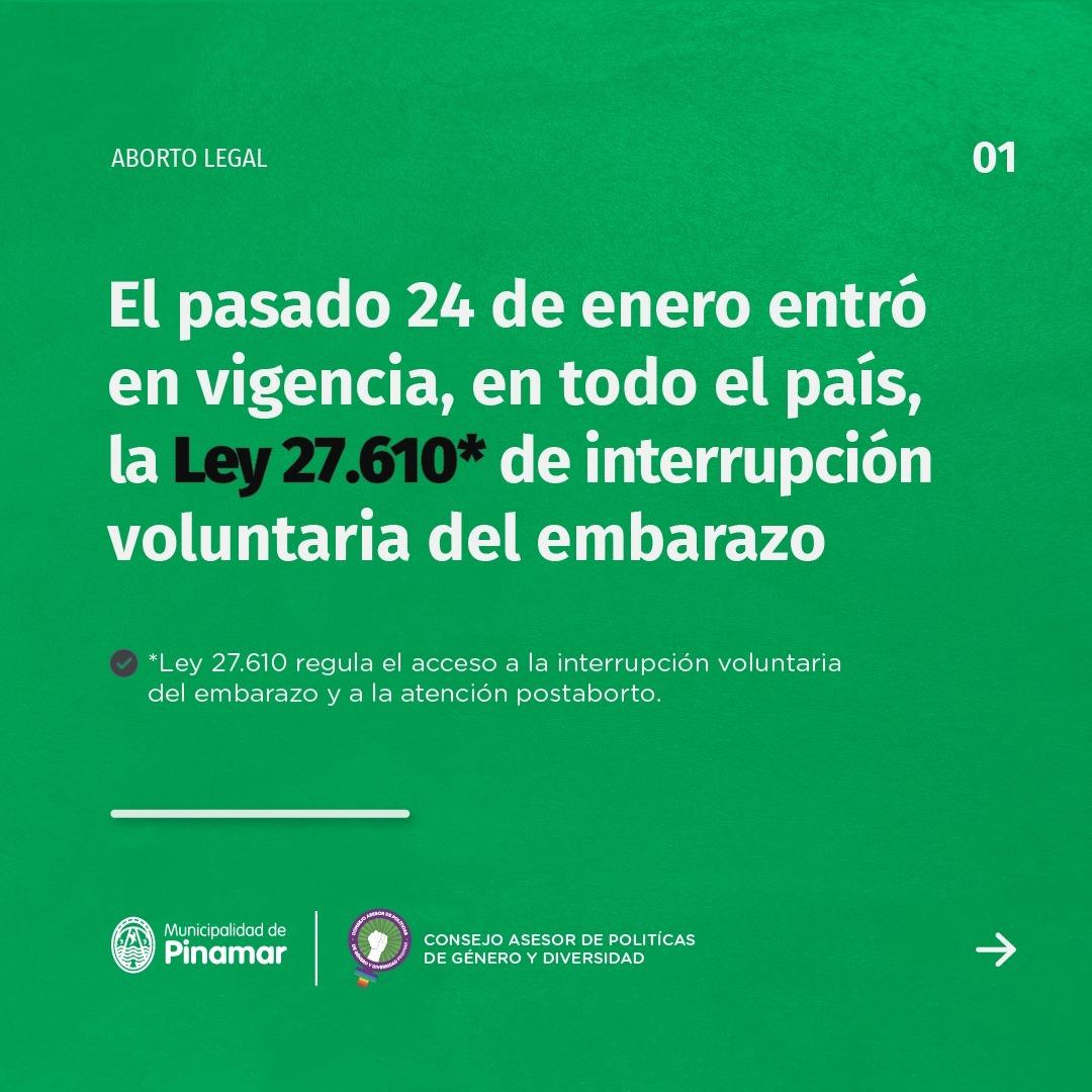 LEY DE ACCESO A LA INTERRUPCIÓN VOLUNTARIA DEL EMBARAZO