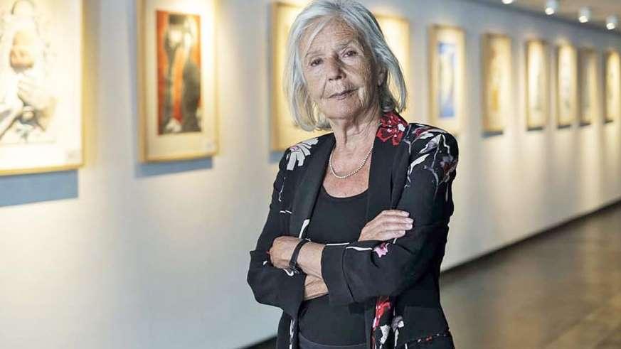 Beatriz Sarlo contó que fue la esposa de Axel Kicillof quien le ofreció la vacunarse