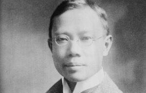 Lee más sobre el artículo Wu Lien-teh, el médico que frenó una epidemia gracias a la mascarilla