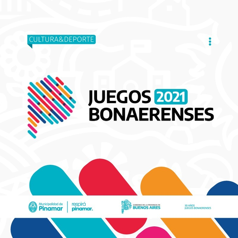 PARTICIPÁ DE LOS JUEGOS BONAERENSES 2021