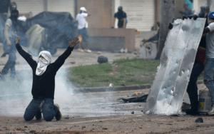 Cómo la violencia se tomó las calles de Colombia