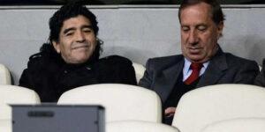 Lee más sobre el artículo Cherquis Bialo contó qué le dijo Maradona después del histórico gol a Inglaterra