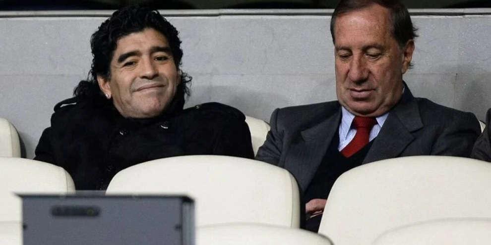 En este momento estás viendo Cherquis Bialo contó qué le dijo Maradona después del histórico gol a Inglaterra