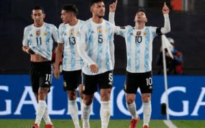 Lee más sobre el artículo El detalle que no viste del festejo de Messi que te va a encantar