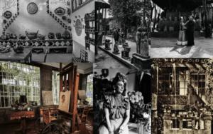 Lee más sobre el artículo Las fotos nunca vistas de la Casa Azul, el hogar de Frida Kahlo