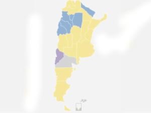 Lee más sobre el artículo Mapa electoral ARGENTINA