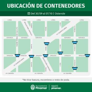 Lee más sobre el artículo CONTENEDORES Y LIMPIEZA UNIFICADA EN LOS BARRIOS